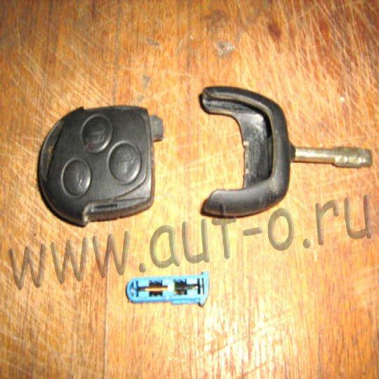 Чип-ключ Ford/Форд